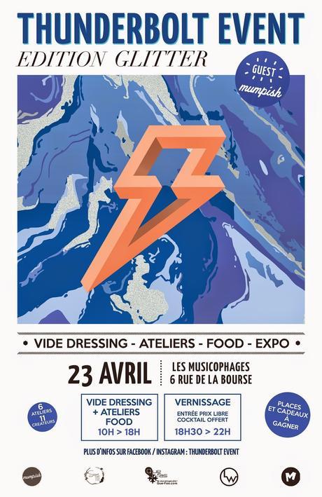 EVENT - Vide-dressing, ateliers créatifs, découverte de créateurs toulousains..