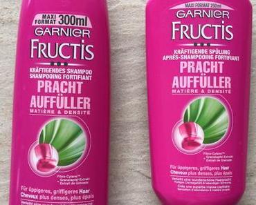 Matière et densité pour mes cheveux fins, Fructis l'a fait !