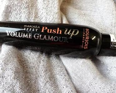 Le mascara Push Up de Bourjois...