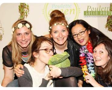 Poulette Green Party : on fête le printemps ! #événement