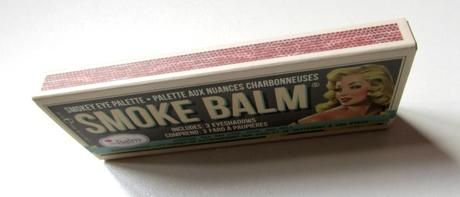 smoke balm match box