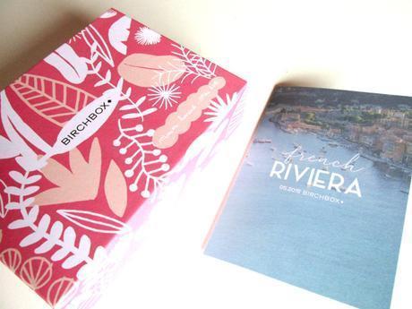 Birchbox french riviera