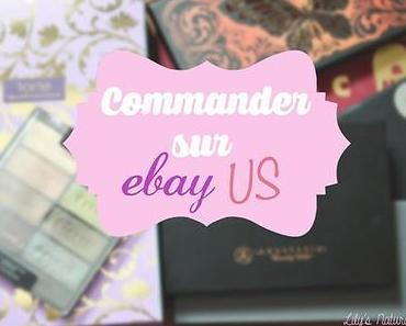 ❀ Commander sur ebay US.