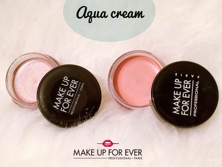 Revue | Aqua cream de Make up for ever