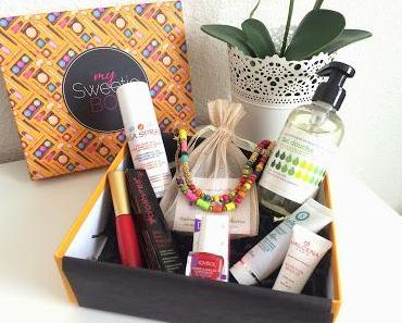 MY SWEETIE BOX - Candy Blush (coup de coeur et gros flop!)