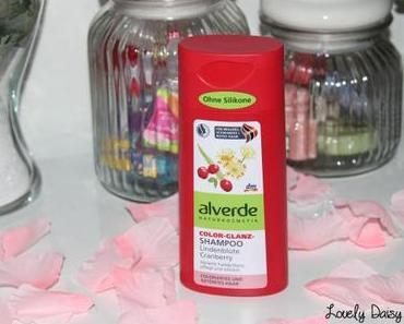 J'ai testé la marque Alverde : des soins bio & naturels à petit prix
