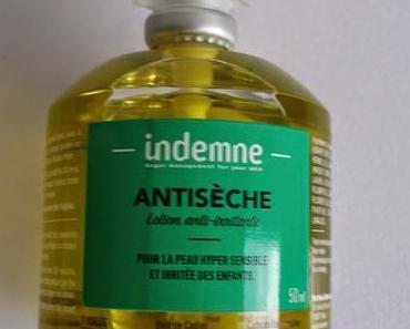 "Lotion anti-irritante ""Antisèche"" d'Indemne : mon avis"