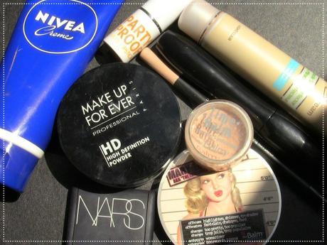 Routine Makeup : C'est simple c'est frais et ça passe partout ;-)