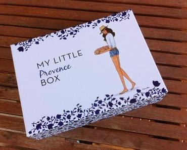 My Little Provence box