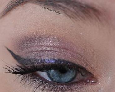 Diamond Violet Makeup : mon makeup printanier du moment