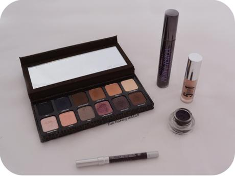 Diamond Violet Makeup Artist Palette Laura Mercier 3