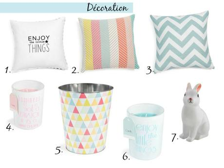 Wishlist envie d une d co scandinave petit prix for Decoration maison petit prix