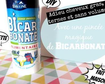 Une pincée magique de Bicarbonate pour dire adieu aux cheveux gras, ternes et sans volume