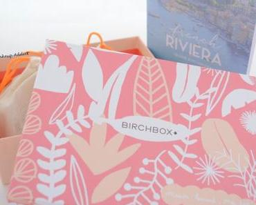 Direction la French Riviera avec Birchbox (Mai 2015)
