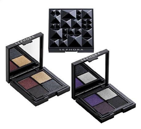 sephora paleta farduri smoky violet burgundy eye graphic pret