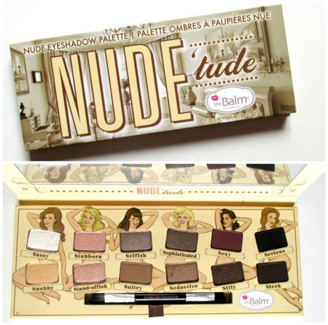 nude tude the balm