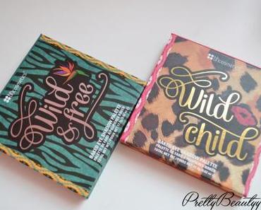 Bh Cosmetics Wild & Free – Wild Child palette, petites bombes à petit prix !