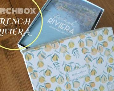 Spoiler  Birchbox ~ Mai 2015 ~ French Riviera