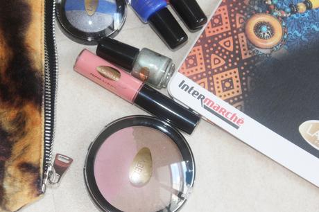 Un makeup inspiration Terre d'Afrique avec Labell