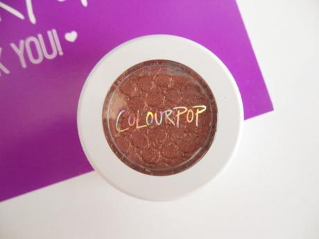 A la rencontre de la marque ColourPop…