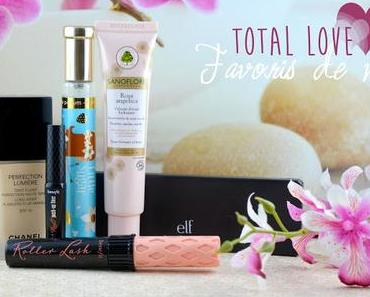 Total Love : mes favoris de mai