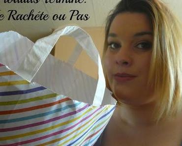 * Vidéos #11: Produits Terminé Je Rachète Ou Pas *