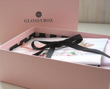 Glossybox de Mai ❀ Garden Party ❀