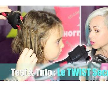 Le Twist Secret de babyliss : Test & Tutos coiffure