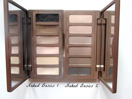 Naked basics 1 et 2