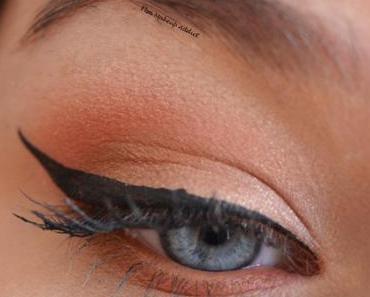 #Makeup : Warm Orange Summer