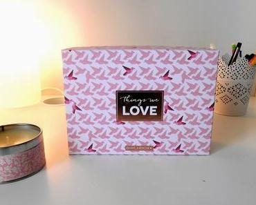 Things we love : la Birchbox de Février