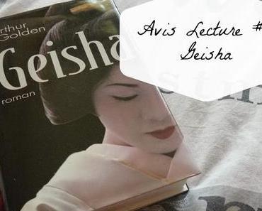 * Avis Lecture: Geishas *