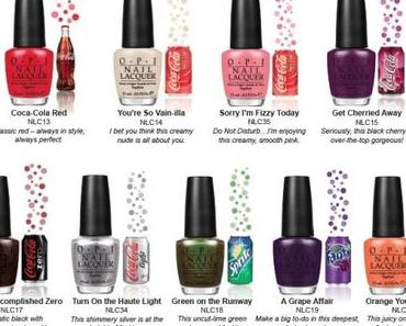 OPI by COCA-COLA