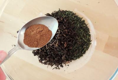 Faire son propre mélange de thé détox