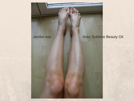 Huiles et sens, Sublim Beauty Oil : mon test et avis