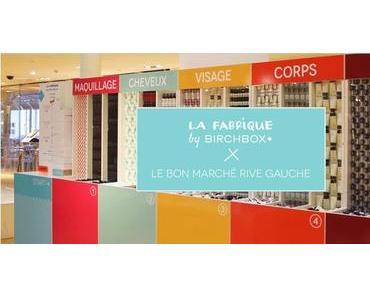 Birchbox au Bon marché !
