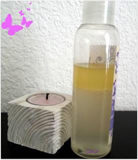 Lotion biphasée purifiante et adoucissante à la lavande (mycosmetik)