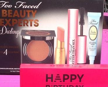 ♥ Test de produits Too Faced pour 15 euros ♥