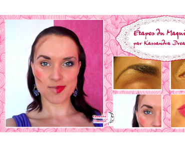 Étapes Maquillage – Guide de la Routine d'un Make Up parfait