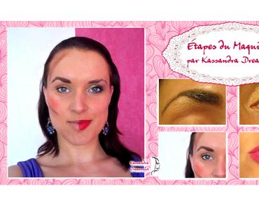 Étapes Maquillage – Guide de la Routine d'un Make Up parfait