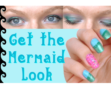 Get the Mermaid look