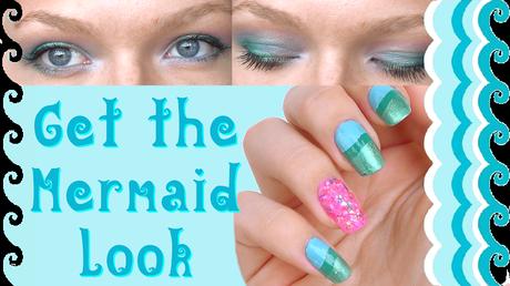 Get the Mermaid look