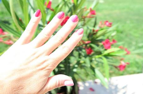 Les gradient nails .... ou plutôt les Gradient HANDS ... simple mais efficace