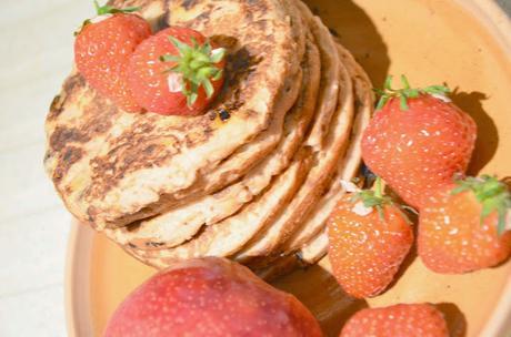 Pancakes gourmands | Recettes printanières #1