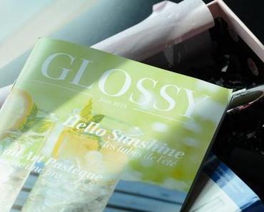 Hello Sunshine : La Glossybox de Juin !