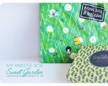 My Sweetie Box Sweet Garden : contenu et avis #juin2015