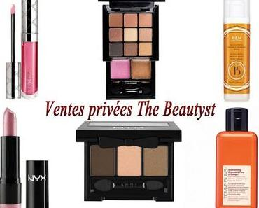 Bon plan shopping - Ventes privées The Beautyst