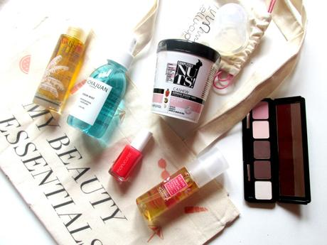 beauty essentials the beautyst