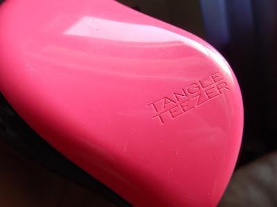 La Tangle Teezer et moi ?!