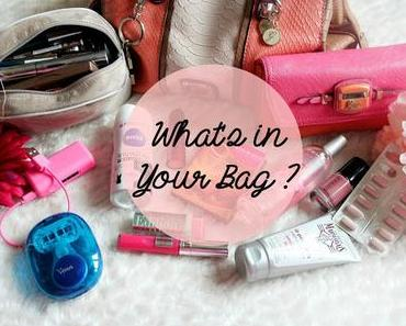 """"""" What's In My Bag ? """" [Concours Inside]"""
